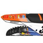 Complete Stickerset  Deegan Replica KTM SX|SXF 125cc -450cc  '19- '21
