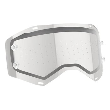 Prospect/Fury Double Lens Antistick Clear Works