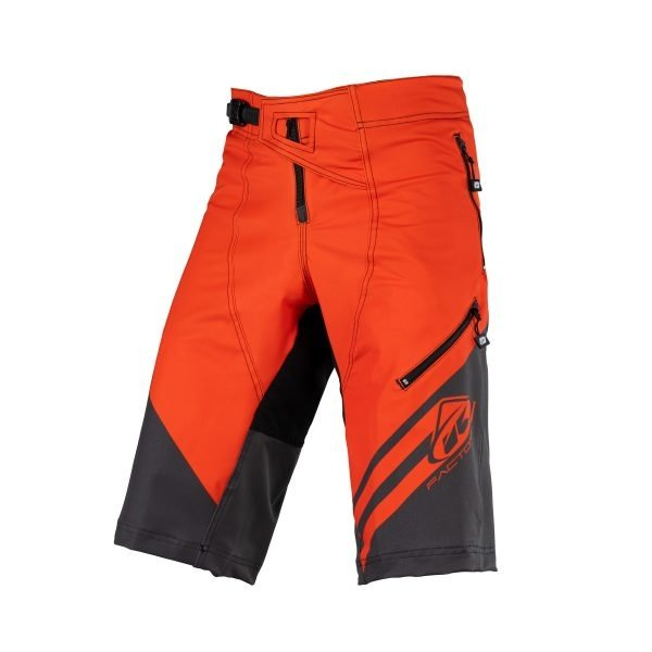 BMX Kid Factory Short Orange 2021