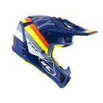 Performance Helmet Graphic Navy 2022