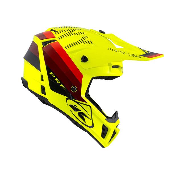Performance Helmet Graphic Neon Yellow 2022