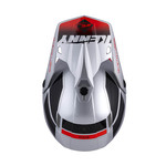 Track Helmet Adult Graphic Red 2022