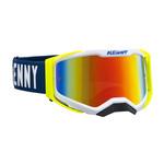 Performance Goggles Level 2 Navy Neon Yellow