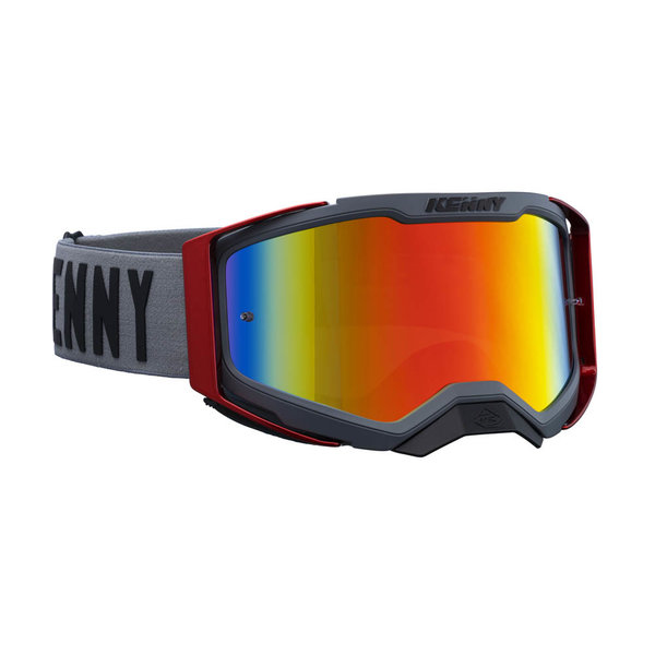 Performance Goggles Level 2 Candy Red