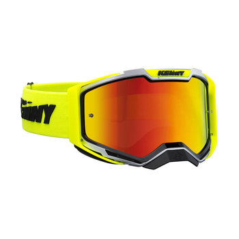 Ventury Goggles Phase 2 Silver