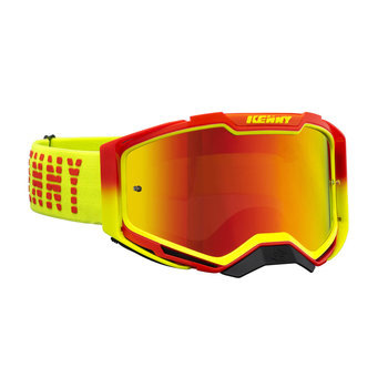 Ventury Goggles Phase 2 Red Yellow