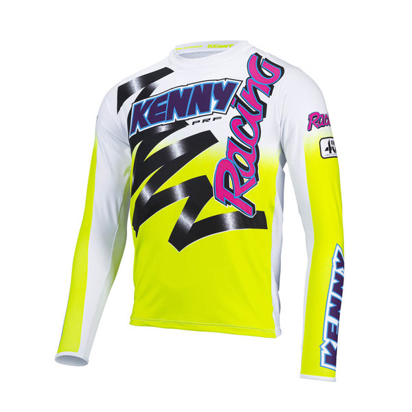 Performance 40Th Jersey 40Th Lime 2022