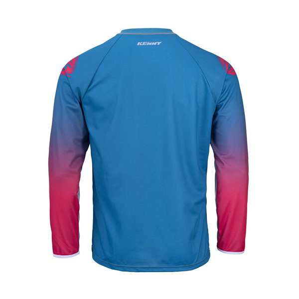 Track Focus Jersey For Adult Grey Blue 2022