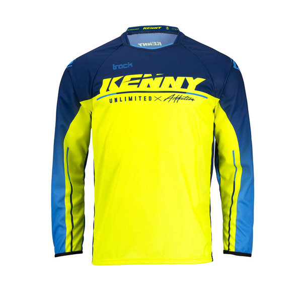 Track Focus Jersey For Kid Navy 2022