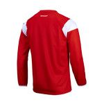 Track Raw Jersey For Adult Red 2022