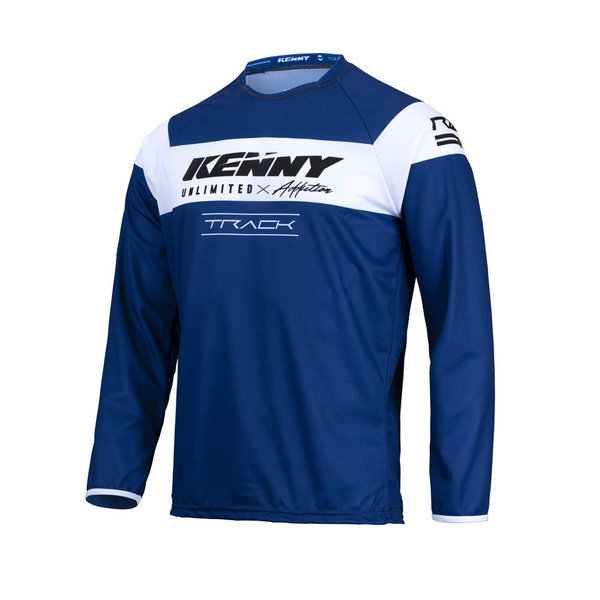 Track Raw Jersey For Adult Navy 2022