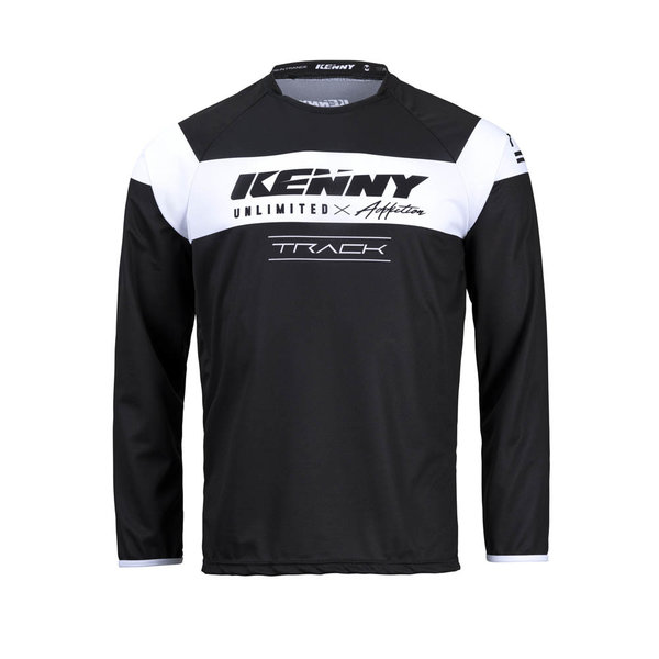 Track Raw Jersey For Adult Black 2022