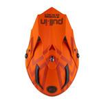 Pull-In Helmet For Adult Dirt Orange 2022