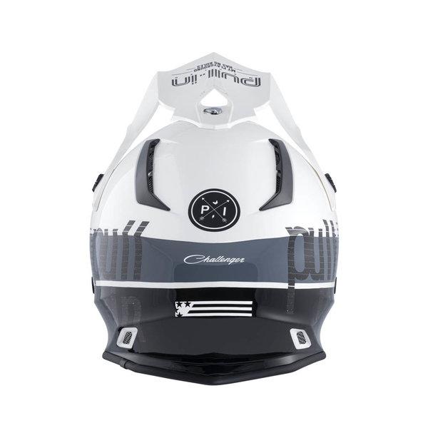 Pull-In Helmet For Adult Master Black-White 2022