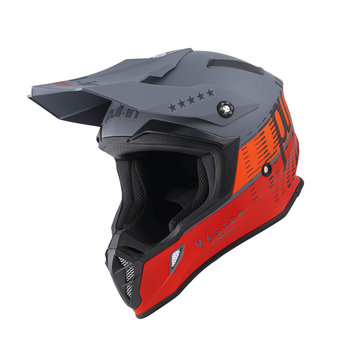 Pull-In Helmet For Adult Master Grey 2022