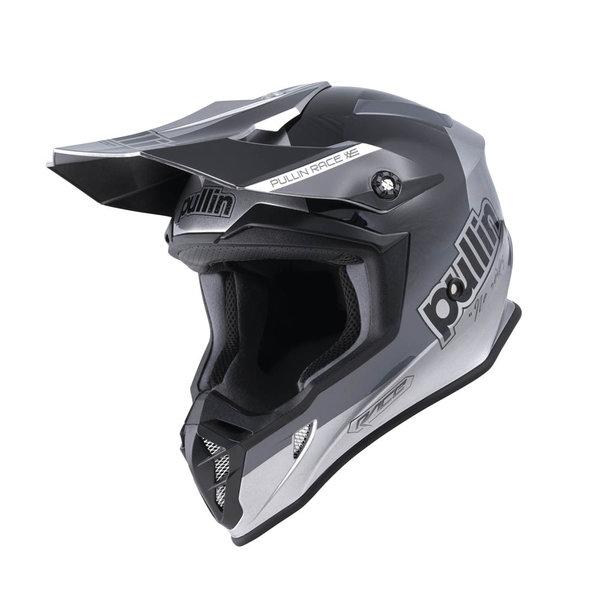 Pull-In Helmet For Adult Race Black 2022