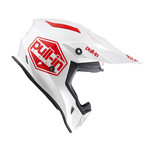 Pull-In Helmet For Adult Solid Red 2022