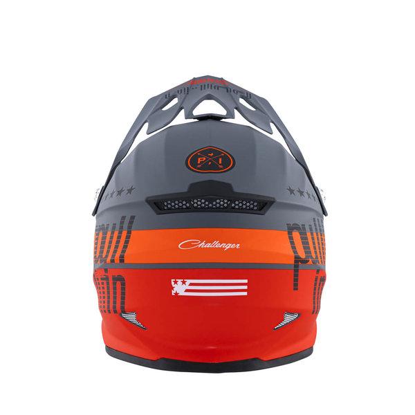 Pull-In Helmet For Kid Master Grey 2022