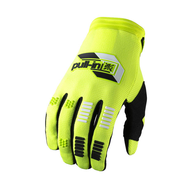 Pull-In Challenger Gloves For Adult Neon Yellow 2022