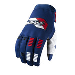 Pull-In Challenger Gloves For Adult Navy Red 2022