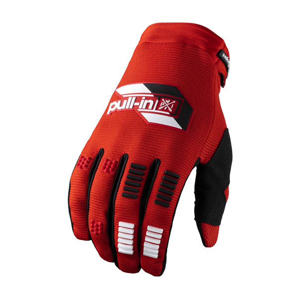 Pull-In Challenger Gloves For Kids Red 2022