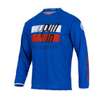 Pull-In Challenger Master / Race Jersey For Kid Master Blue 2022