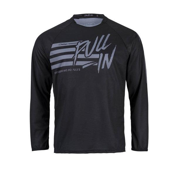 Pull-In Challenger Original Jersey For Kid Stripes Black 2022