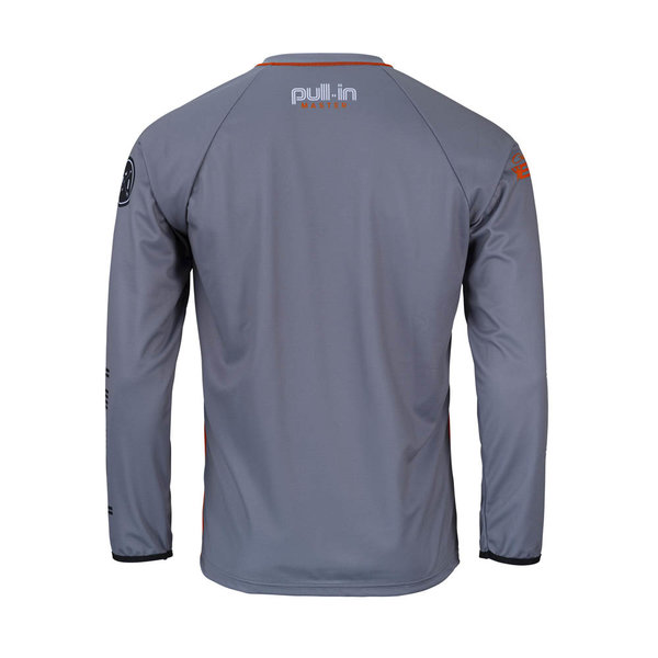 Pull-In Challenger Master Jersey For Adult Grey 2022