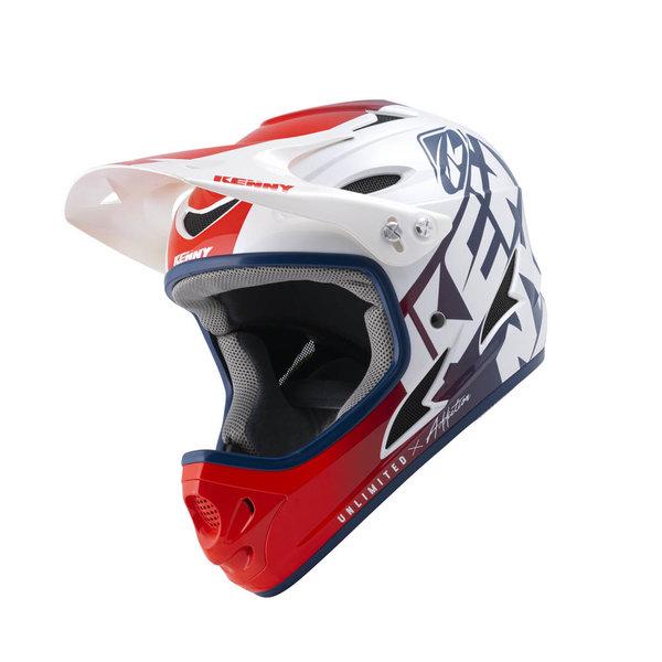 Down Hill Helmet Graphic Patriot 2022