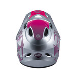 Down Hill Helmet Graphic Pink 2022
