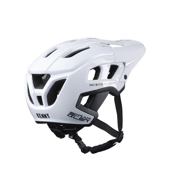 Scrambler Helmet White 2022