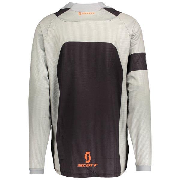 Jersey X-Plore Grey/Black