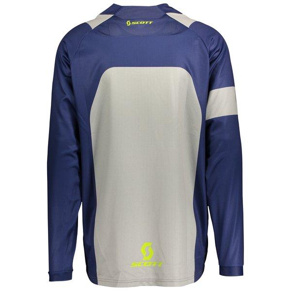 Jersey X-Plore Blue/Grey