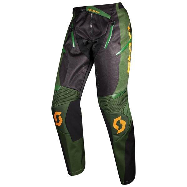Pant X-Plore Black/Green