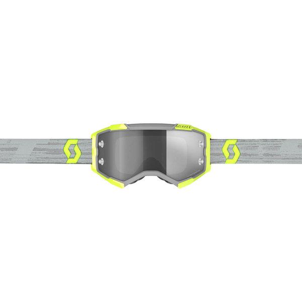 Goggle Fury Ls Grey/Yellow Light Sensitive