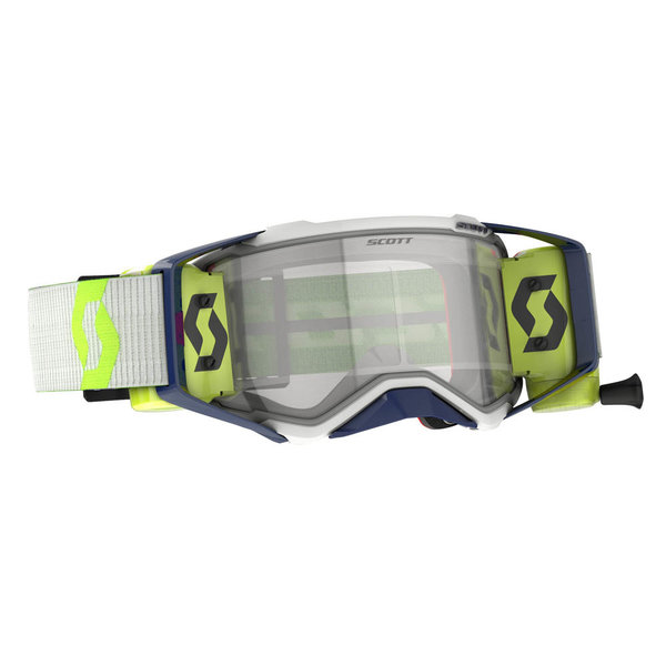 Goggle Prospect Wfs Grey/Yellow Clear Works