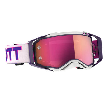 Goggle Prospect Purple/Pink Pink Chrome Works