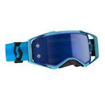 Goggle Prospect Blue/Black Blue Chrome Works