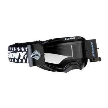 Performance Goggles Level  4 (Double Lens) Black
