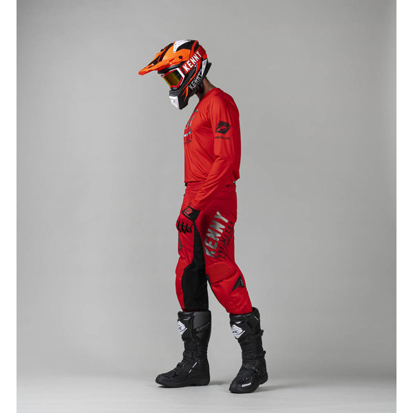 Performance Pants Red 2022