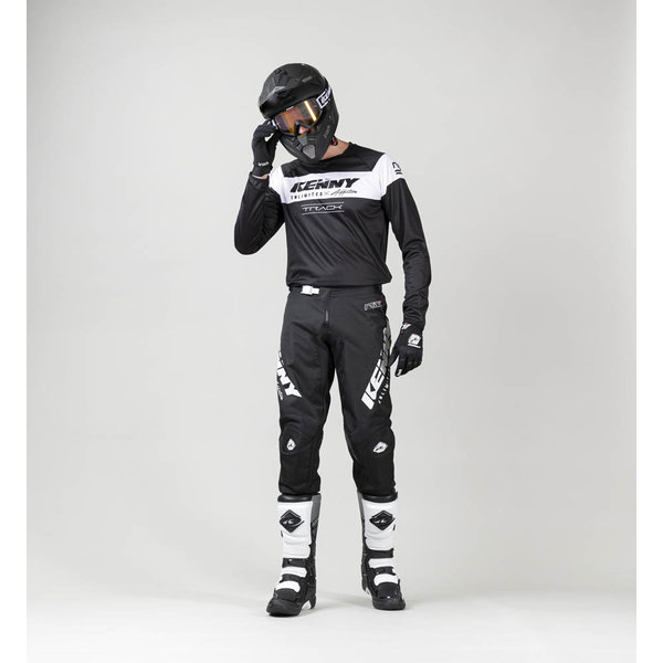 Track Raw Pants For Adult Black 2022