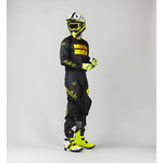 Pull-In Challenger Master / Race Jersey For Kid Master Neon Yellow 2022