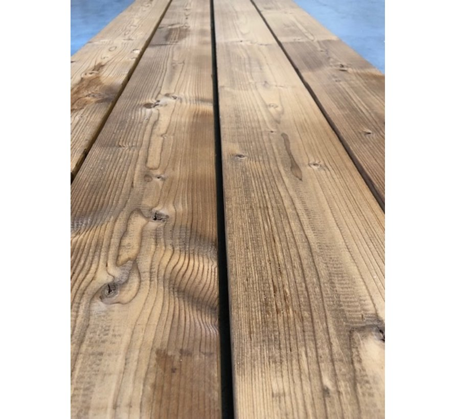Thermo hout plank 18x140mm