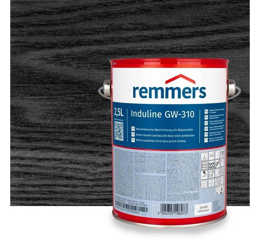 Remmers induline GW-310 | Diep zwart