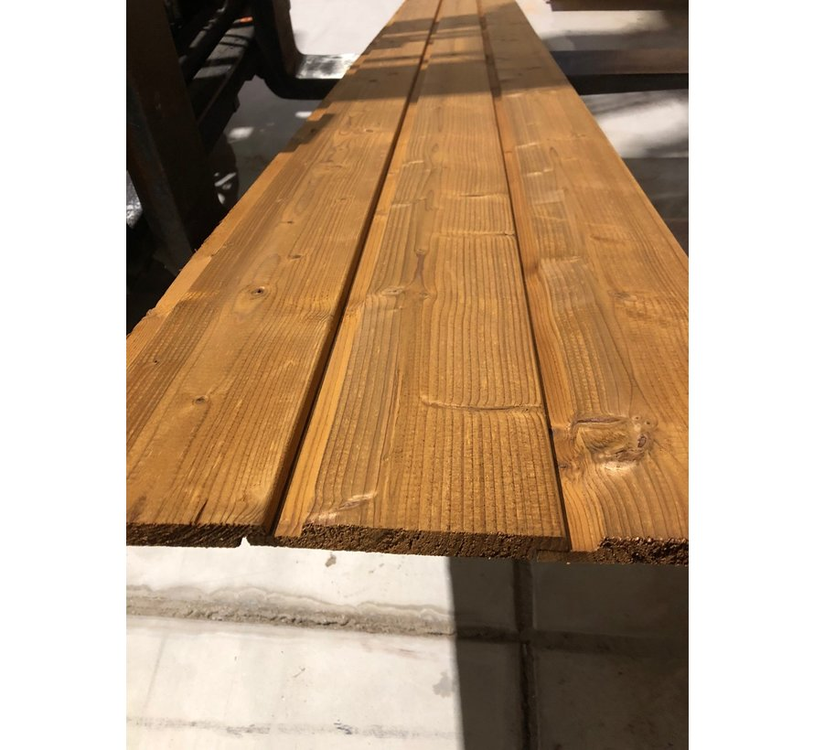 Thermo hout channelsiding 18x130mm