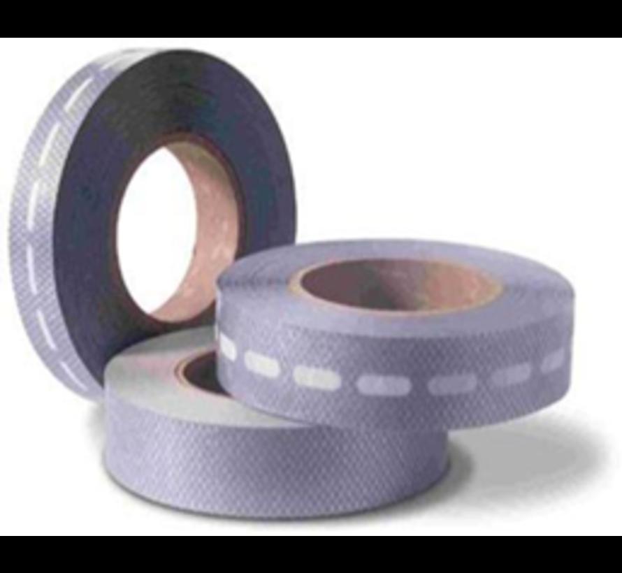 Damp open en damp dichte tape