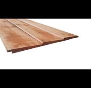 Red Class Wood zweeds rabat 500cm