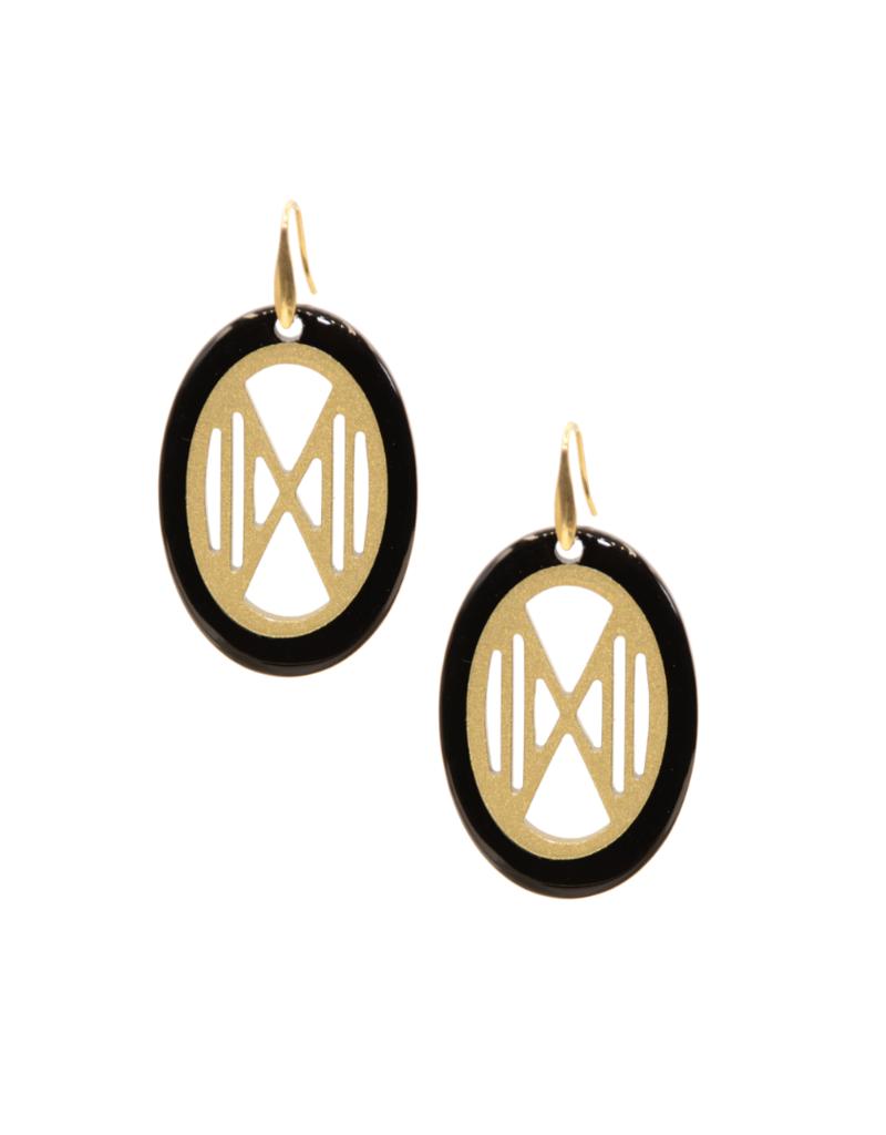 Dos por Dos Logo goud