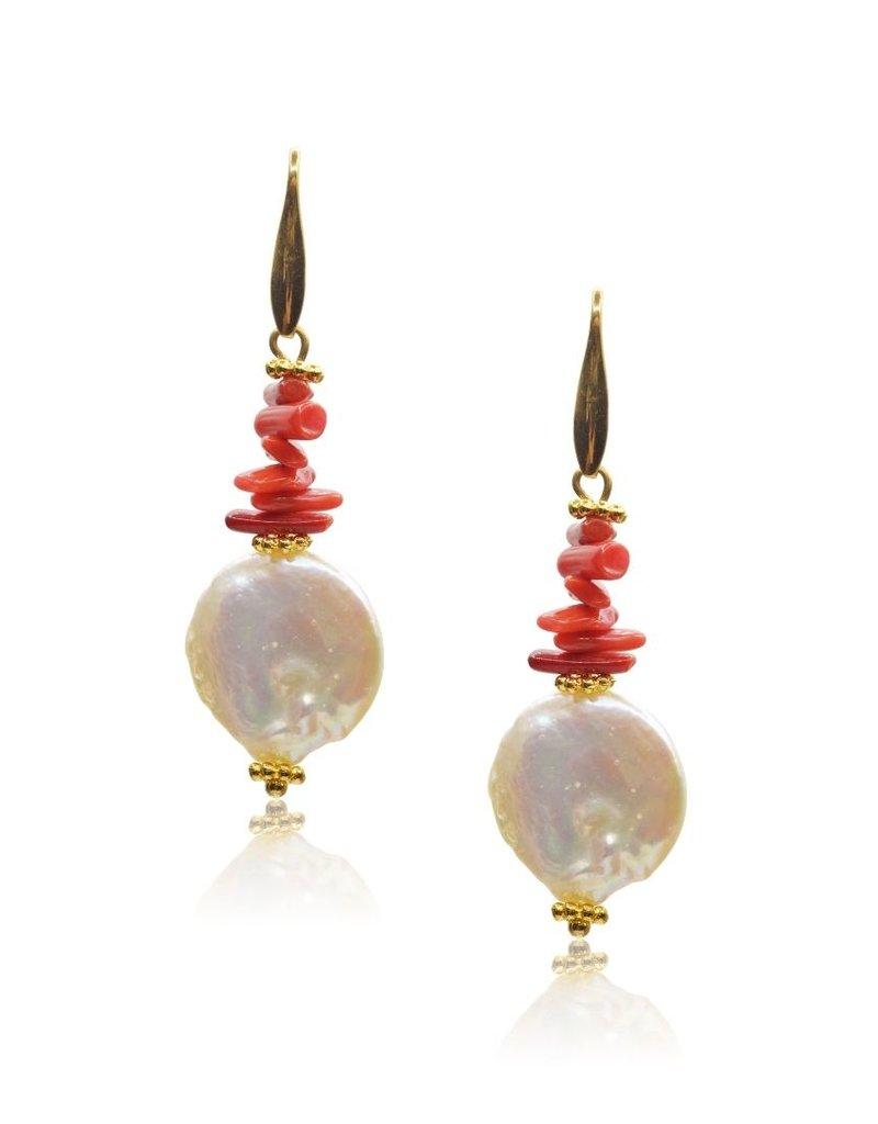 Dos por Dos Red pearls