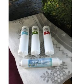 Jahresfilterset für Osmoseanlage